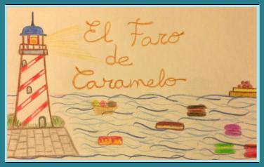Dibujo El Faro de Caramelo